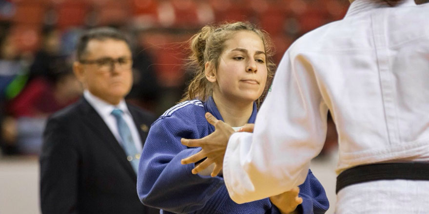Judo'da Sarıyer'i gururlandırdı