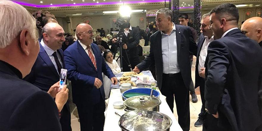 Sivaslılar Sütlüce Köyü'nün yemeğinde buluştu