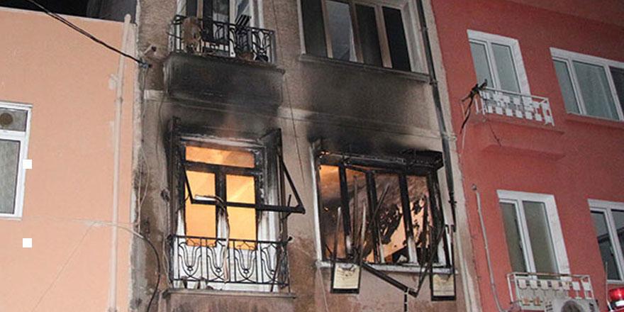 Sarıyer'de yangın! 2 kişi hayatını kaybetti