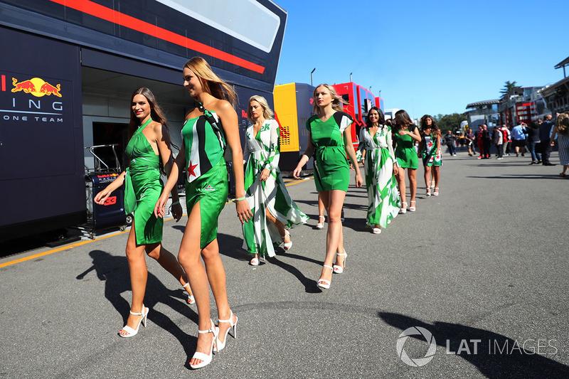 Formula 1'de Grid Kızları Yasağı