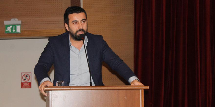 AK Parti'nin başarılı ismi Hüseyin Coşgun'a bir görev daha..