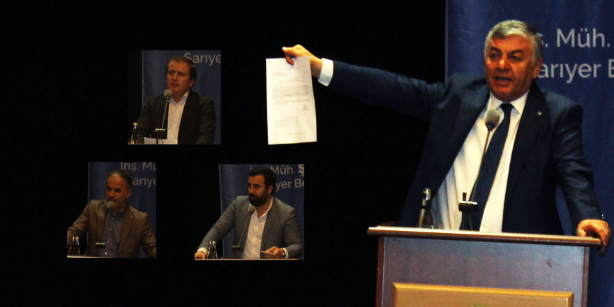 Muhalefetin eleştirilerine Şükrü Genç belgeyle cevap verdi