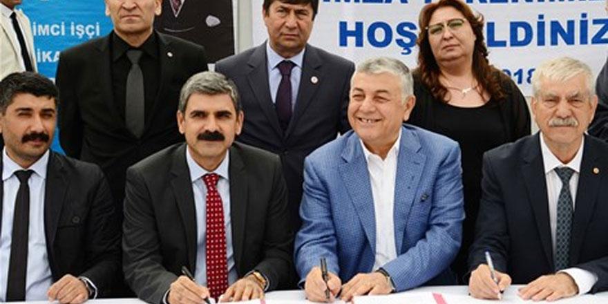 Sarıyer Belediyesi toplu iş sözleşmesi imzaladı
