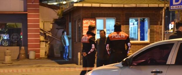 Sarıyer'de silahlı saldırı: 2 yaralı