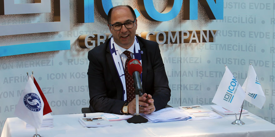 İş adamı Erdal Alkış, Sarıyer Spor Kulübü Başkanlığı'na aday oldu