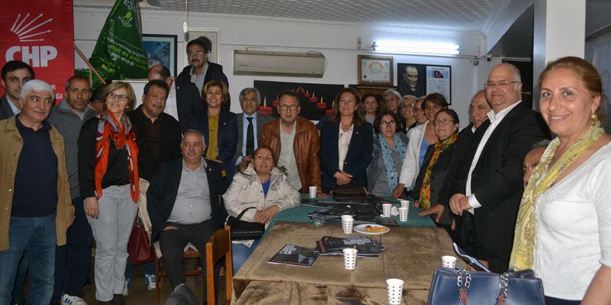 CHP Sarıyer seçim çalışmalarına hız verdi