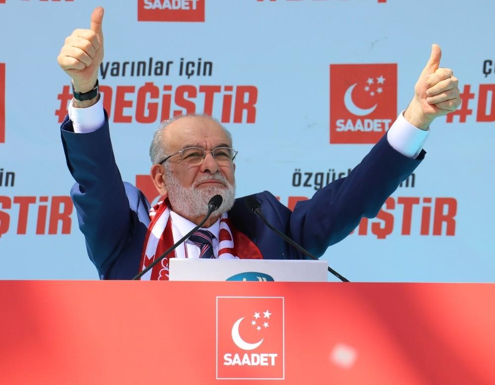 Saadet Partisi İstanbul 2. Bölge milletvekili adayları