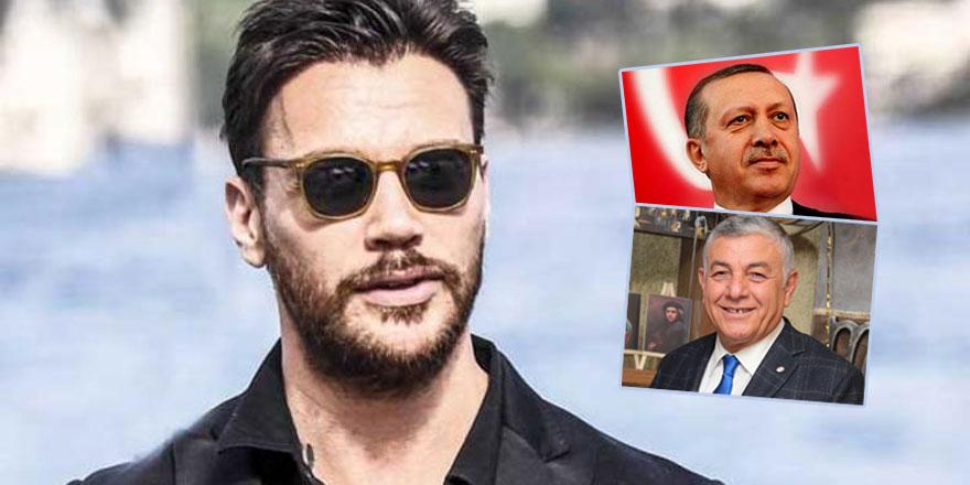 Sinan Akçıl'ın sevdiği iki siyasetçi