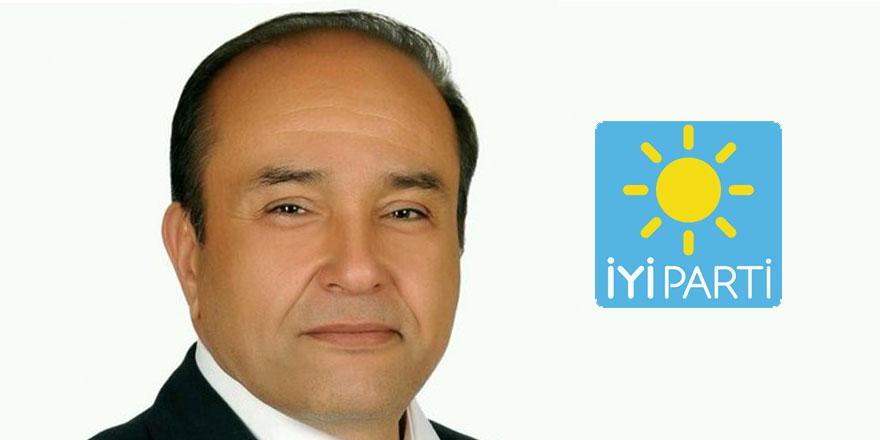 İYİ Parti İlçe Başkanı Cengiz Tamer'e saldırı