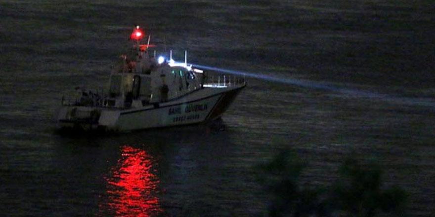 Sarıyer'de denize düşen askerin cansız bedeni bulundu