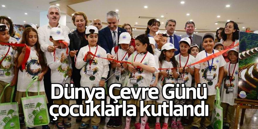 Dünya Çevre Günü Sarıyer'de çocuklarla kutlandı