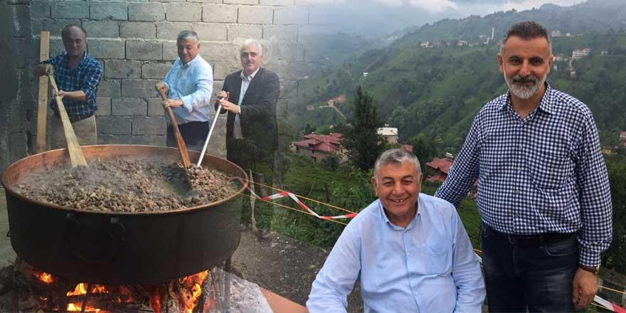 Şükrü Genç'ten Karadeniz turu