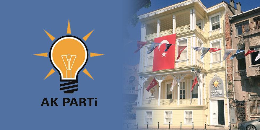 AK Parti'de hesaplar başladı: Hangi adayla Sarıyer'i alırız?