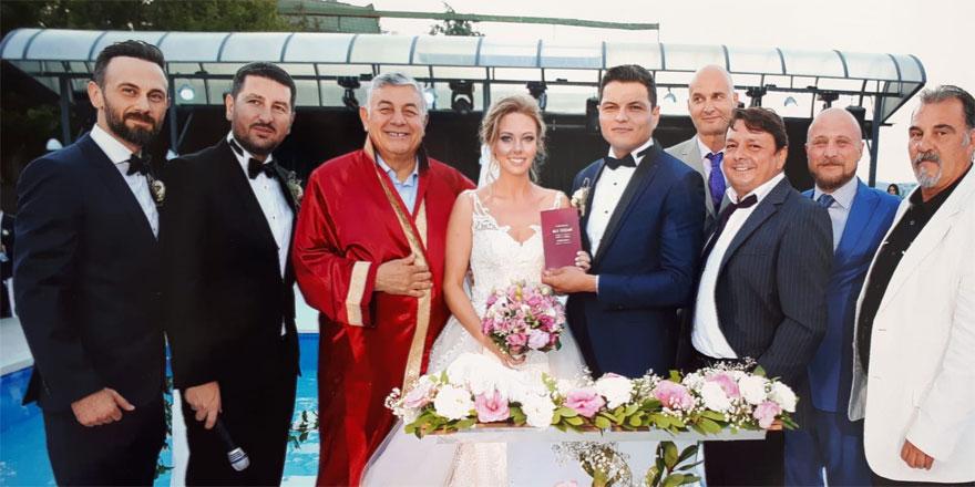Sarıyer'de yılın düğünü