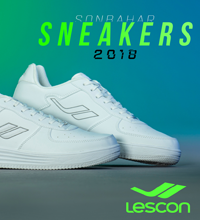 Lescon Güvencesi İle Satışa Sunulan Sneakers Modelleri Dikkat Çekiyor