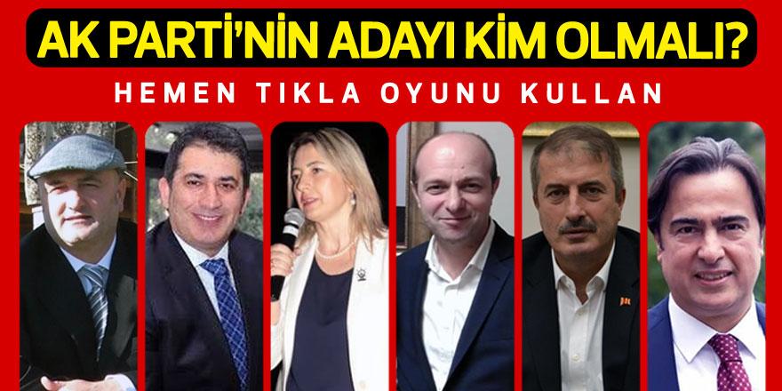 ANKET | AK Parti'nin Sarıyer adayı kim olmalı?