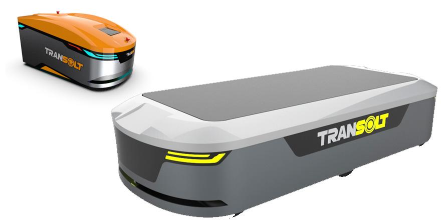 Türkiye'nin yeni gururu TRANSOLT'tan insansız taşıma aracı