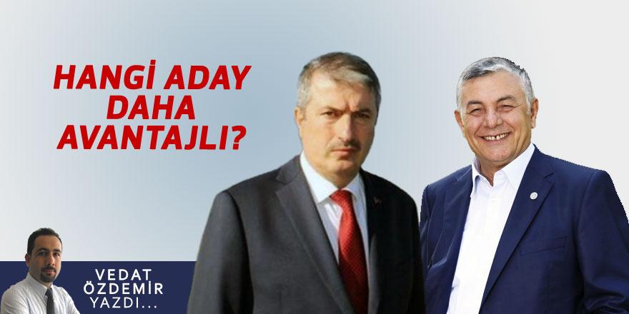 Sarıyer'in başkan adaylarına bakışı