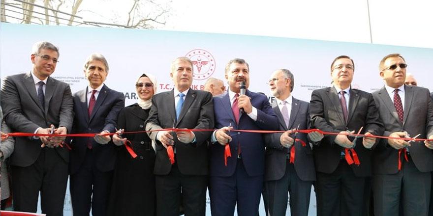 AK Parti'yi karıştıran açılış