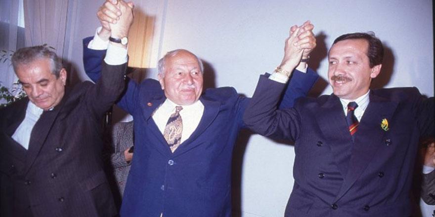 Soner Yalçın: Erdoğan 1994'teki Erbakan'ı örnek almalı…