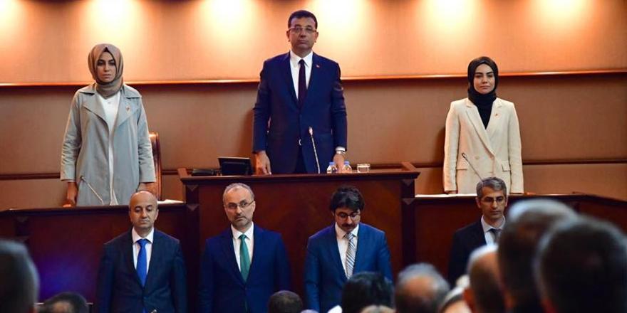 İBB Meclisi'nde 25 yıl sonra bir ilk