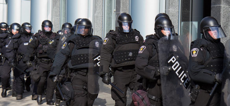 Her Türlü Polis Kıyafetini Üreten Raff Military Textile