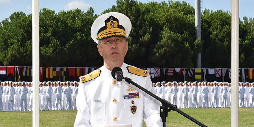 Boğaz Komutanlığı'na Ayhan Gedik atandı