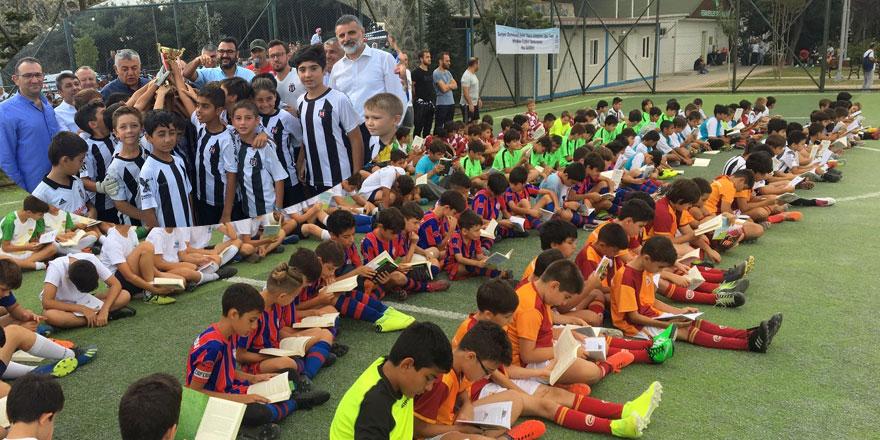 Şehit Üsteğmen Uğur Taşçı adına futbol turnuvası düzenlendi