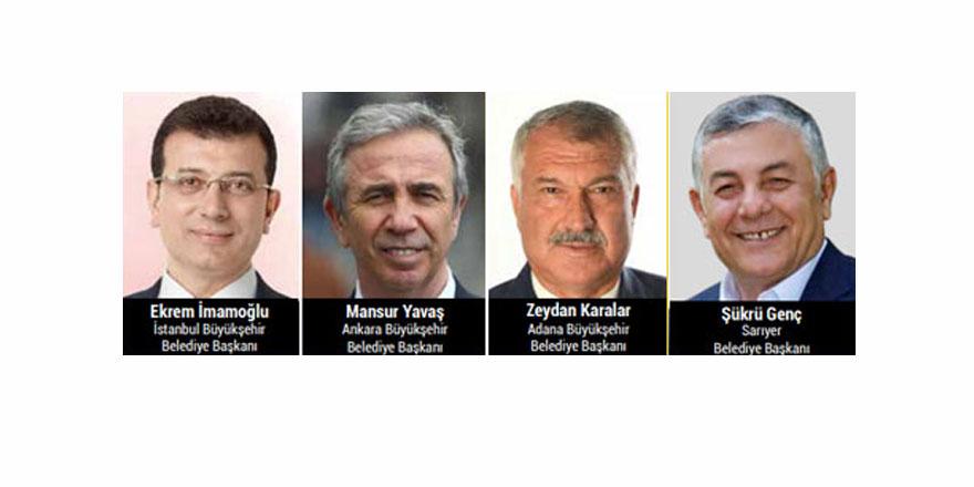 Başkanların paneli iptal edildi