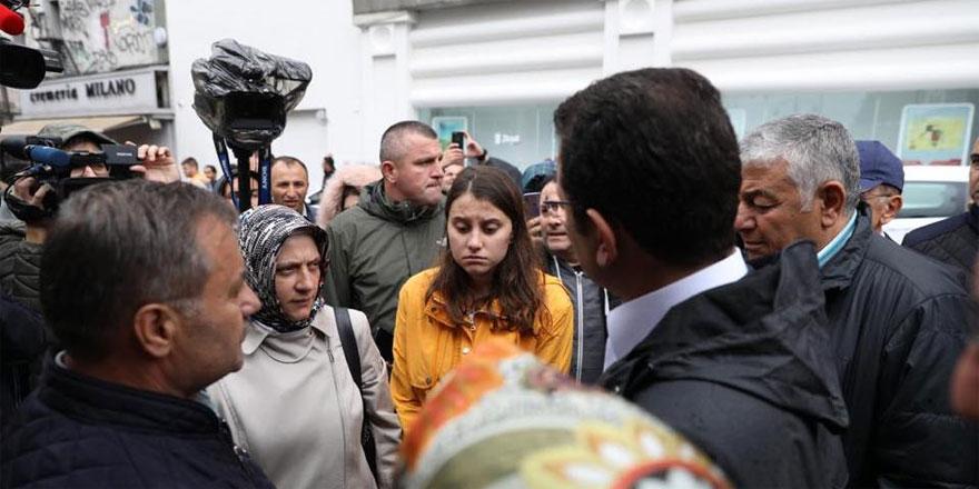 Halit Ayar'ın ailesi İstiklal'de çocuklarını andı