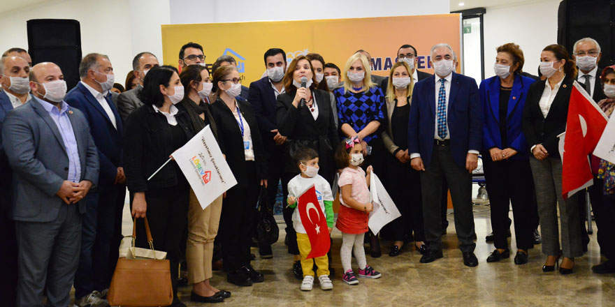 Sarıyer Belediyesi'nden LÖSEV'e destek