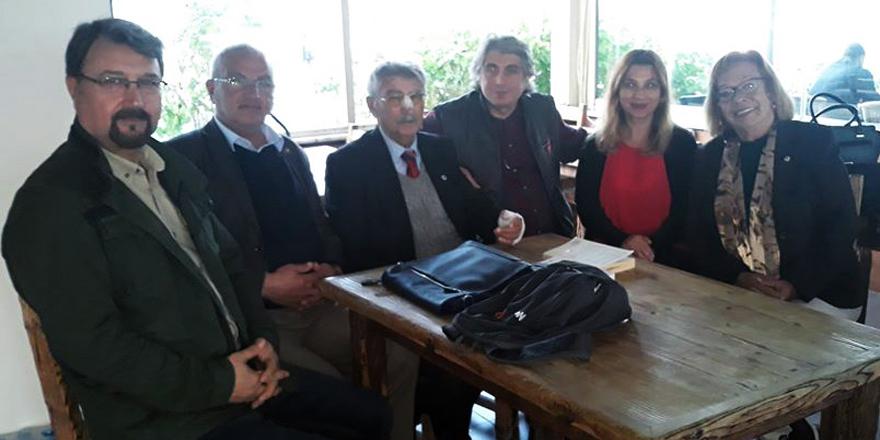 Sarıyer Edebiyatçılar Platformu (SEP) kuruldu