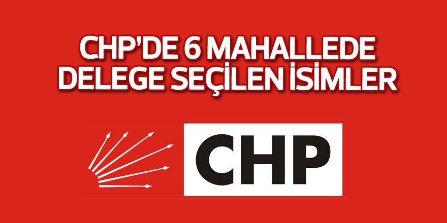 CHP Sarıyer'de delege seçimleri tamamlandı