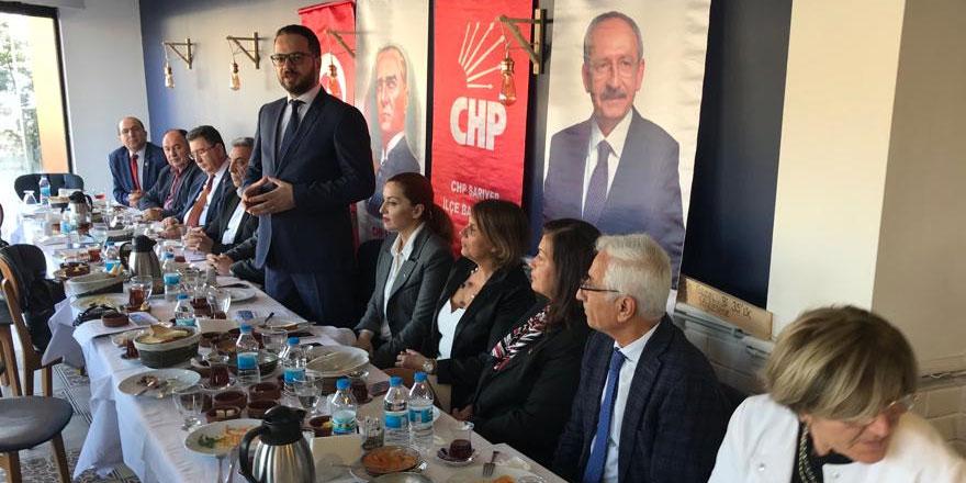 CHP'de Demokratik Değişim Grubu'ndan deklarasyon