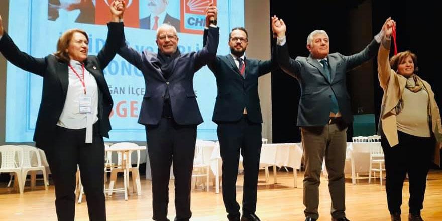 CHP'de Sevim Yalınkılıç tekrar başkan seçildi