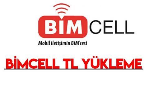 Bimcell Tl Yükleme İşlemleri