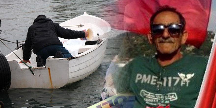 Sarıyer'de emekli kaptan teknesinde ölü bulundu