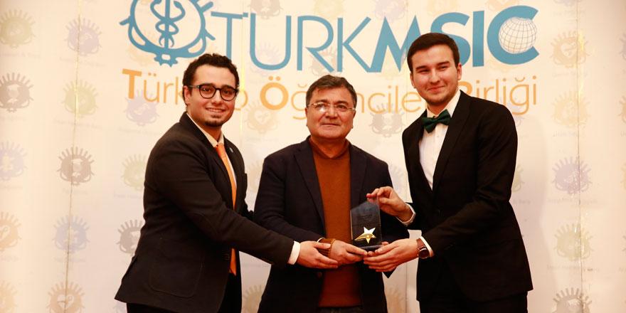 En iyi sosyal medya ödülü Sarıyer Belediyesi'nin