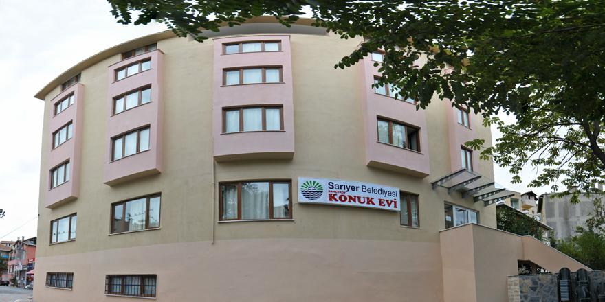 Sarıyer Belediyesi kız yurdunu sağlık çalışanlarına tahsis etti