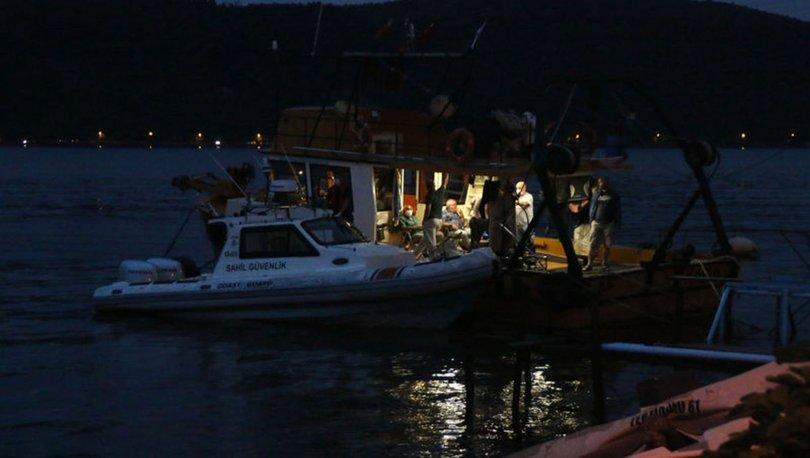 Plaj çalışanı denizde ölü bulundu