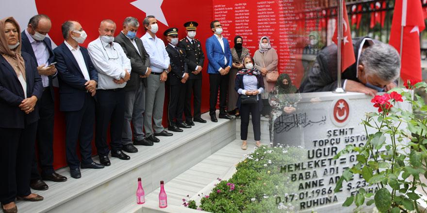15 Temmuz şehitleri Sarıyer'de anıldı
