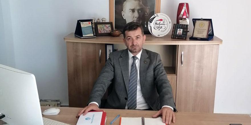 MHP Sarıyer İlçe Başkanlığı'na Hakan Başpınar atandı