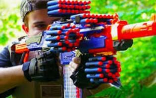 Kaliteli Oyuncak Silahlar