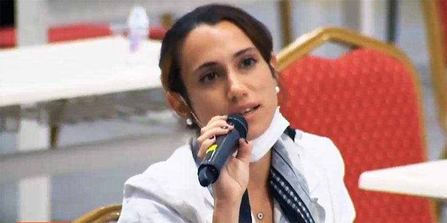 CHP'li Melendiz Dalyan İzgi'den AK Parti'nin engellemelerine tepki