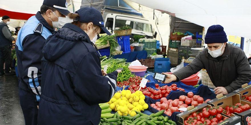 Sarıyer'de pazarcılara HES kodu zorunluluğu