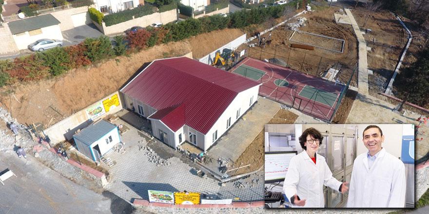 Sarıyer'deki yeni yaşam merkezine isimleri verilecek