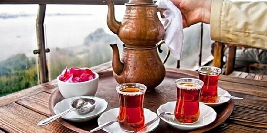 Helal Sertifikalı Rize Çayları