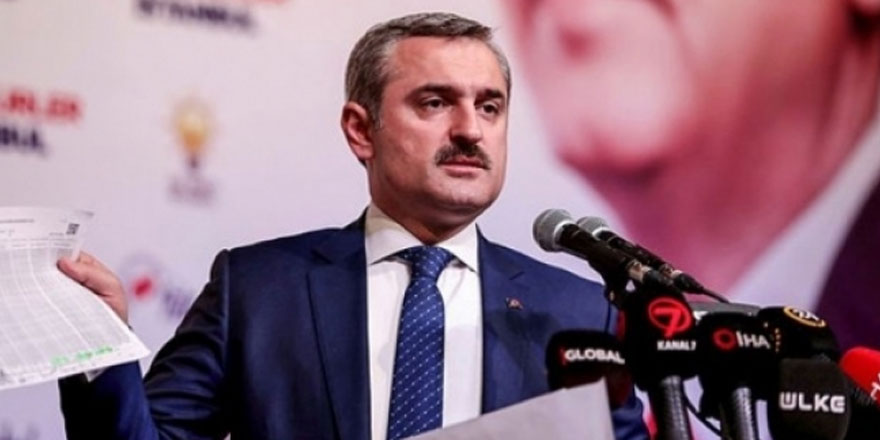 AK Parti İl Başkanı görevden alındı