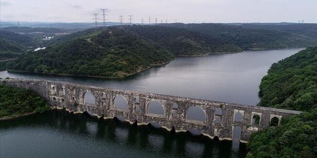 Barajlardaki doluluk oranı yüzde 72.83'e çıktı