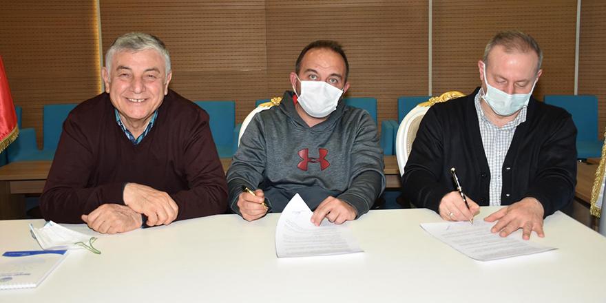 Sarıyer Belediyespor Gökhan Rahman Çokşen'le devam dedi